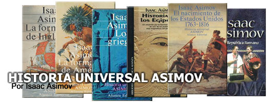 Historia Universal Asimov